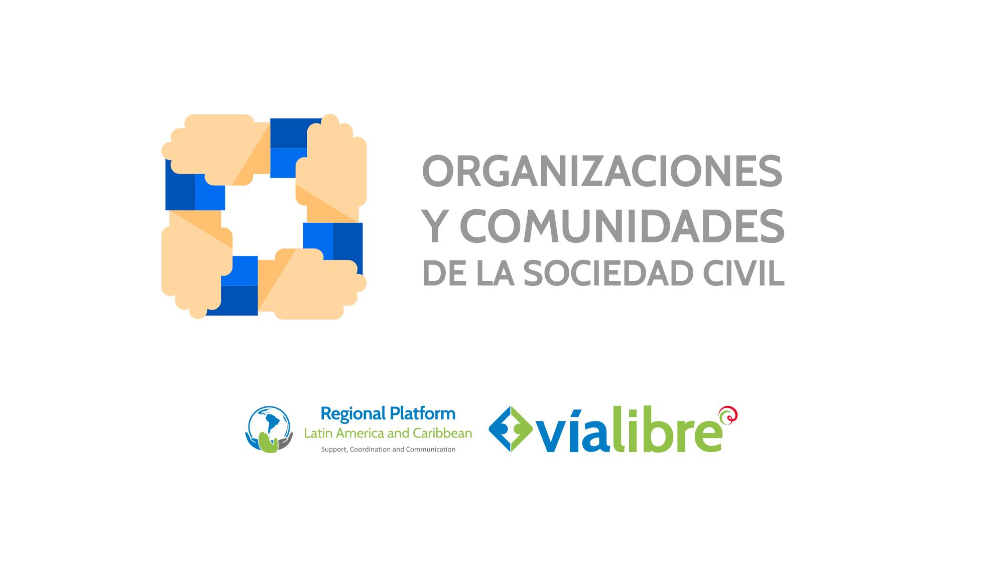 Actualización para la comunidad de defensores, poblaciones clave y sociedad civil. El ciclo de financiación del Fondo Mundial 2020-2022