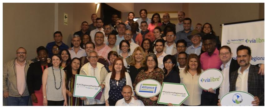 Presentaciones de la Reunión Regional de la Plataforma LAC