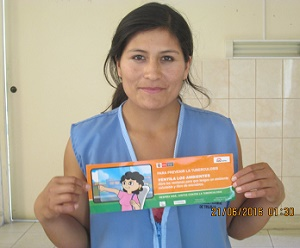 Much to be done in preventing tuberculosis and HIV co-infection in Peru