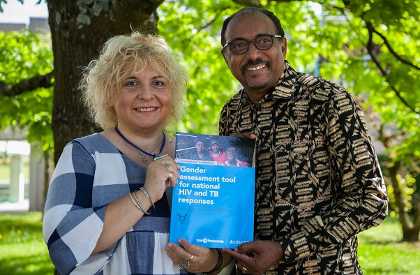 Stop TB Partnership and UNAIDS launch first gender assessment tool for national HIV and TB responses to support countries with applications to the Global Fund