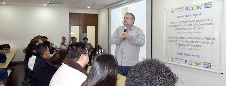 II Reunión Bogotá – Diálogos sociales: Transición y Sostenibilidad