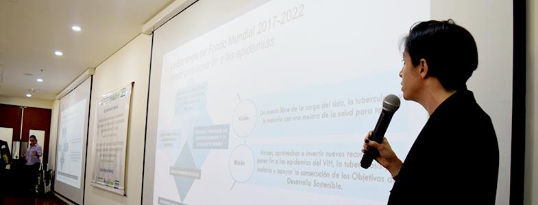 II LAC Platform Meeting – 2017-2019 Community, Rights and Gender Strategic Initiative