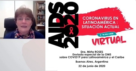 Latina Forum and Trans Conference within the AIDS 2020 framework