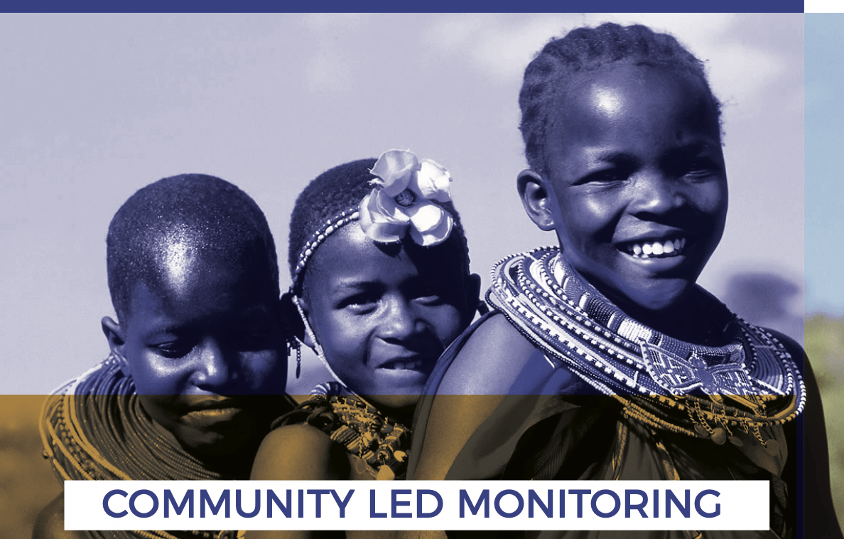 Community Led Monitoring. A Technical Guide for HIV, Tuberculosis and Malaria Programming