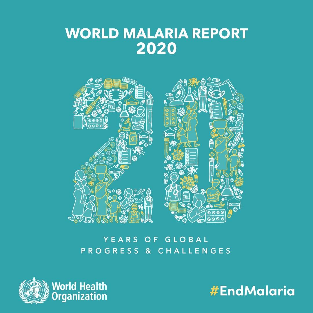 Informe mundial sobre la malaria 2020