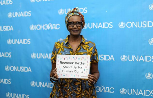 UNAIDS calls on countries to put human rights first to beat pandemics