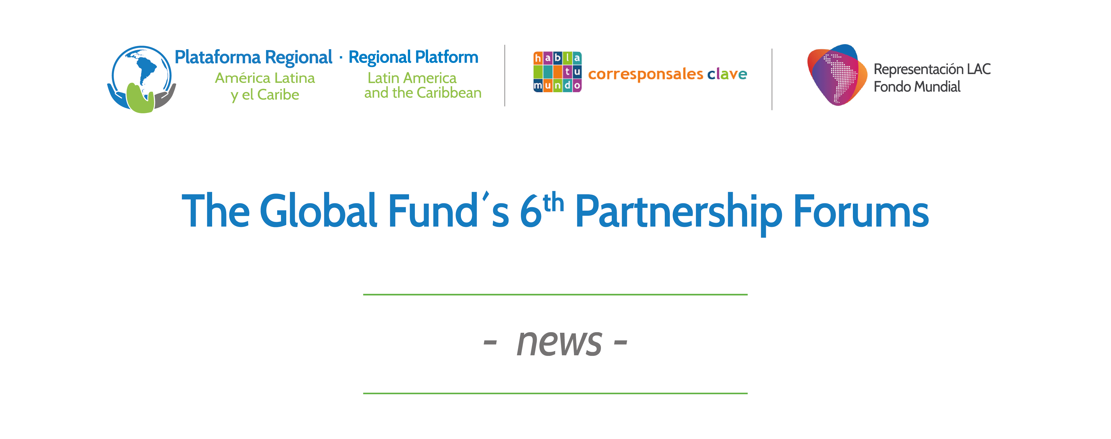 Partnership Forum 1: Regional Progress, Challenges and Priorities – Eastern Europe & Central Asia and Latin America & the Caribbean