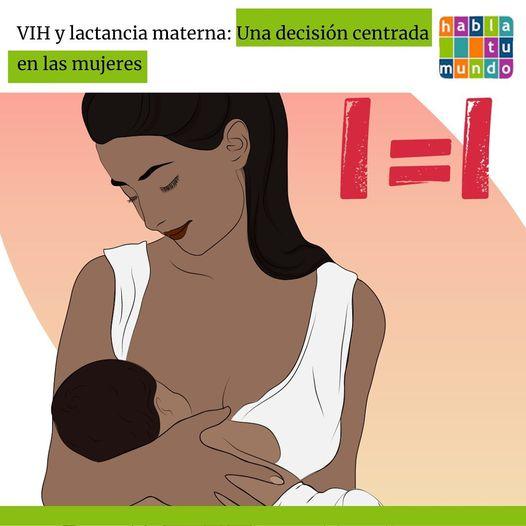 VIH y lactancia materna: Una decisión centrada en las mujeres