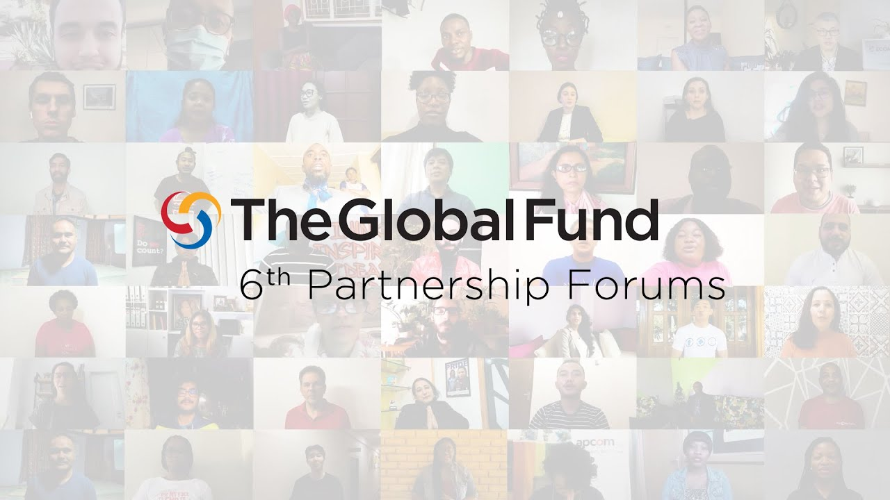 The Global Fund's Sixth Partnership Forums Generate Recommendations for the Next Global Fund Strategy