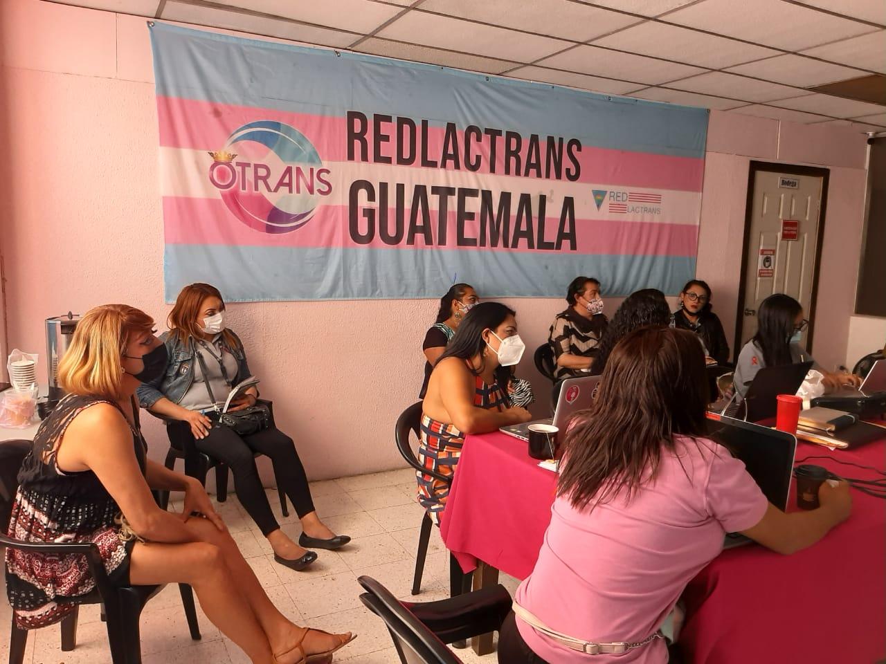 OTRANS: Liderazgo y empoderamiento de mujeres trans en Guatemala