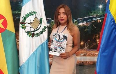 Andrea Gonzales, la mujer trans que dejó huella en Guatemala